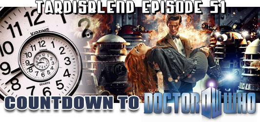 TARDIS Blend 51: Countdown to Doctor Who
