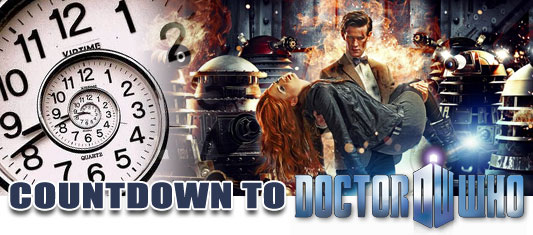 Countdown to Doctor Who Series 7