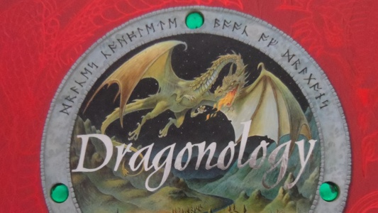 Dragonology Header
