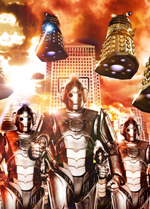 Doctor Who: Army of Ghosts / Doomsday