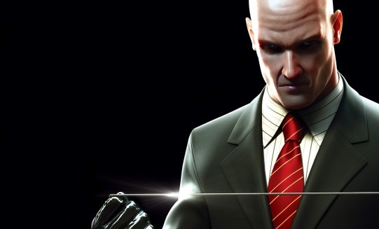 Hitman Agent 47 Image