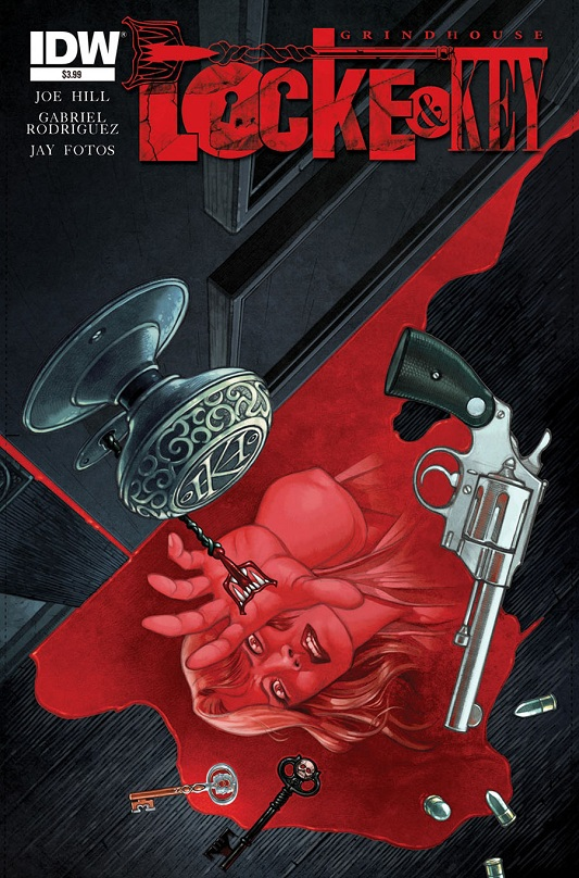 Locke and Key Grindhouse by Gabriel Rodriguez