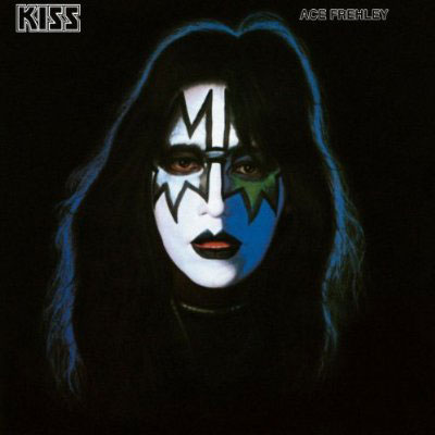 KISS Ace Frehley Solo Album