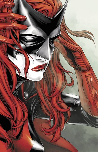 Batwoman Vol. 02: To Drown The World