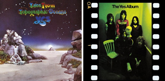 Yes - The Yes Album & Tales From Topographic Oceans