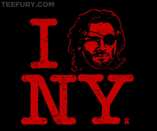 Escape From New York I (Snake) NY' Shirt