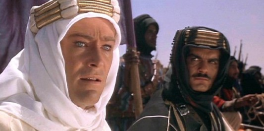 Lawrence of Arabia Image
