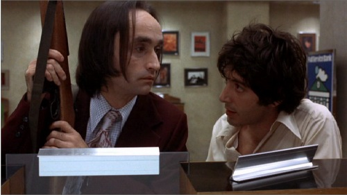 John Cazale and Al Pacino