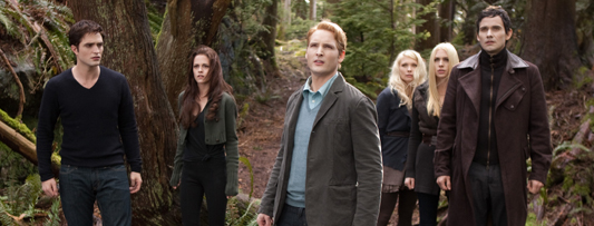 THE TWILIGHT SAGA: BREAKING DAWN-PART 2 banner