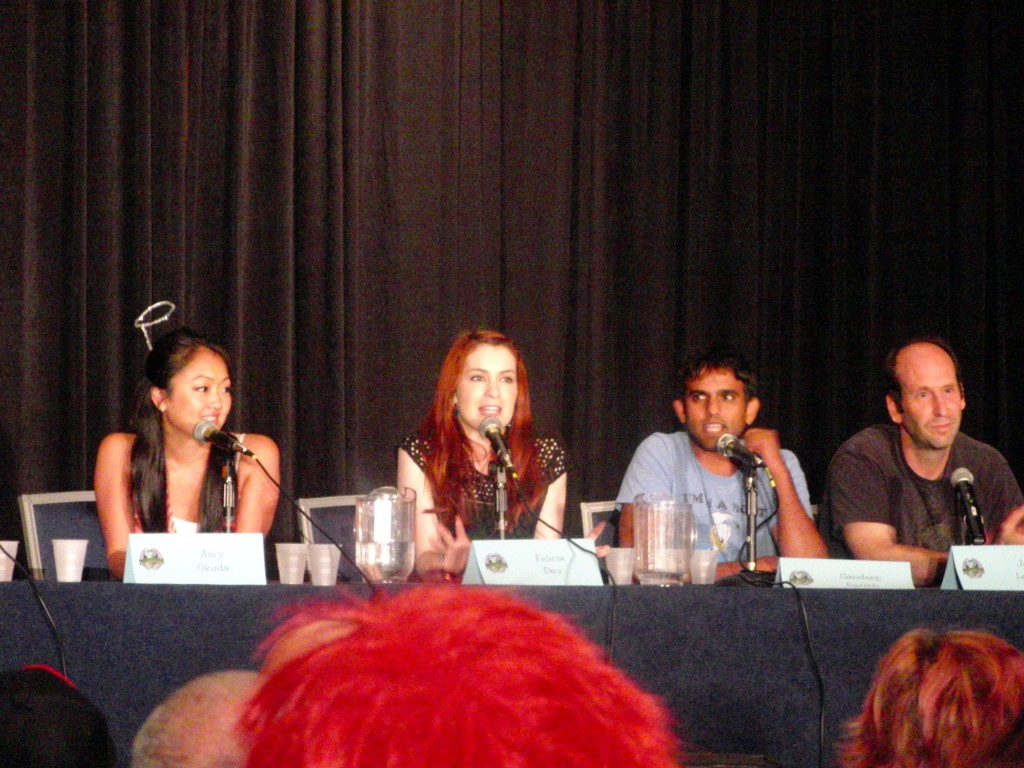 DragonCon The Guild Panel