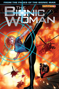 The Bionic Woman #3