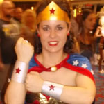 Dragon*Con 2012: Cosplay: Wonder Woman