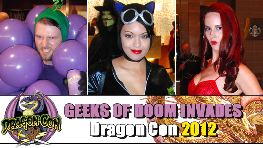 Dragon*Con 2012: Cosplay banner