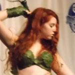 Dragon*Con 2012: Cosplay Contest: Poison Ivy