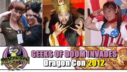 Dragon*Con 2012: Cosplay Photo Round-Up: Day 2