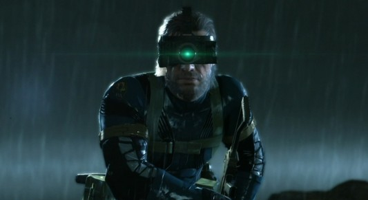 Metal Gear Solid: Ground Zeroes Image