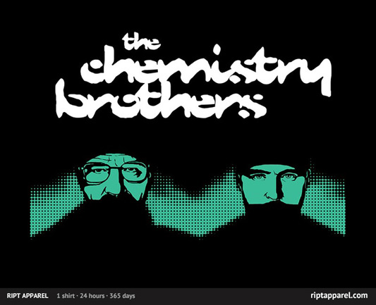 Breaking Bad The Chemistry Brothers Shirt