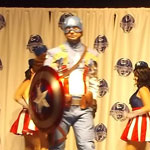 Dragon*Con 2012: Cosplay Contest: Captain America