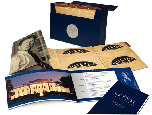 The West Wing: The Complete Series Collection DVD Set