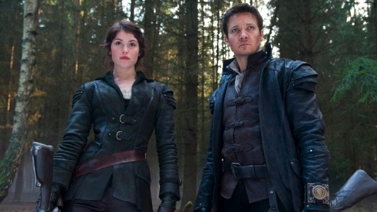 Hansel and Gretel: Witch Hunters Header