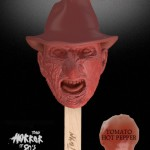 Horror Movie Ice Cream Freddy Krueger Image