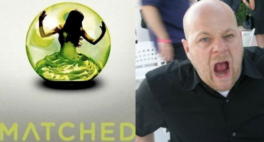 David Slade is attached to directed Matched over at Disney