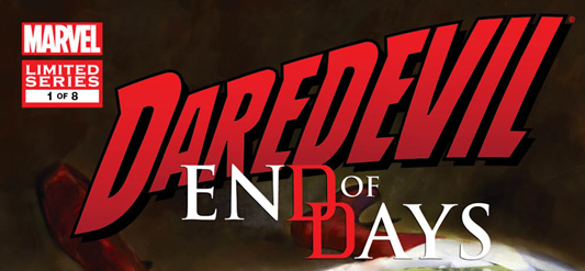 Daredevil End of Days Preview banner