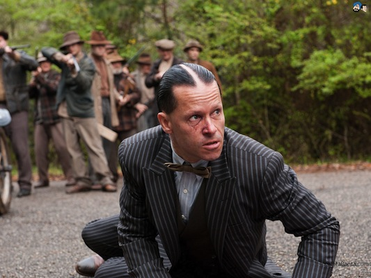 Lawless: Guy Pearce as Charlie Rakes