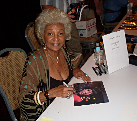 Star Trek Nichelle Nichols