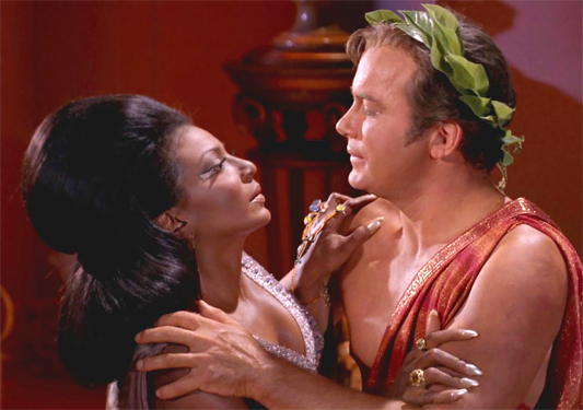 Star Trek: Kirk and Uhura