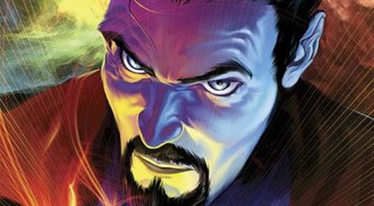 Dr. Strange Image