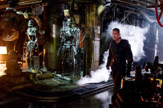 Terminator Salvation: Christian Bale