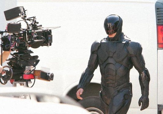 RoboCop: First Look at Kinnaman