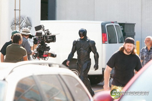 RoboCop's New Suit 01