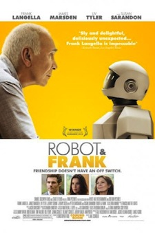 ROBOT & FRANK mini review