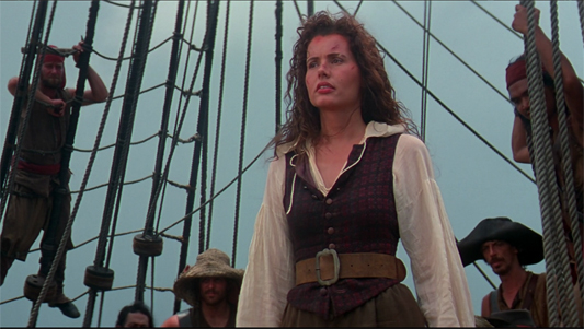 Netflix Review: Cutthroat Island