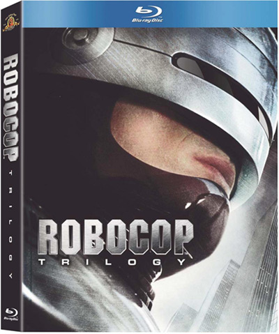 RoboCop Trilogy Blu-ray