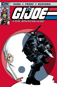 G.I. Joe: A Real American Hero #182