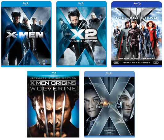 X-Men: The Complete Collection