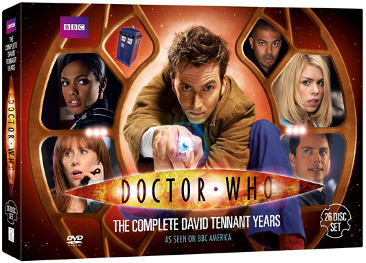 Doctor Who: The David Tennant Years