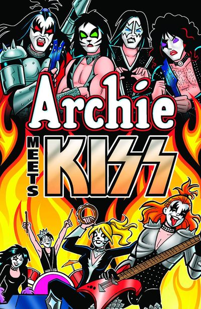 Archie Meets Kiss TPB