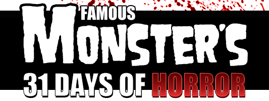 31 Days of Horror Banner