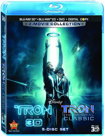 Tron: Legacy/Tron: The Original Classic Blu-ray