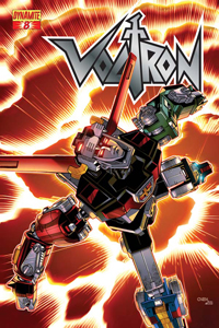 Voltron #8