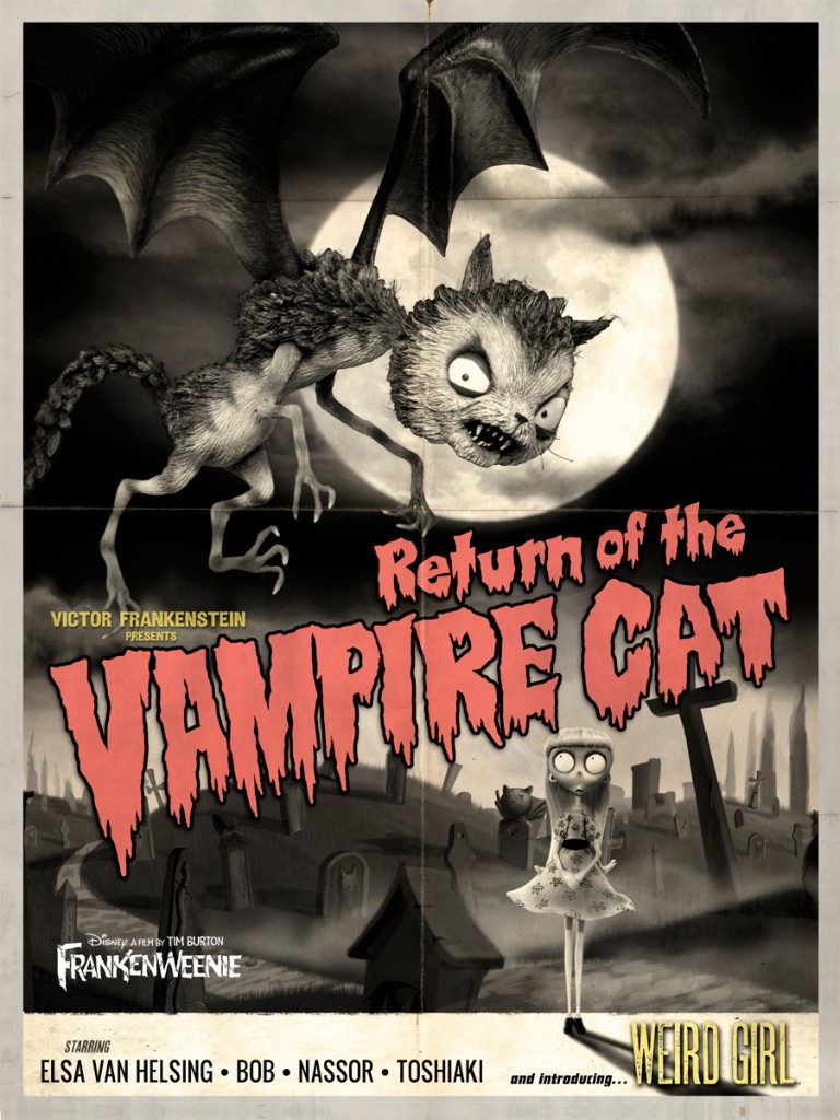 Return of the Vampire Cat
