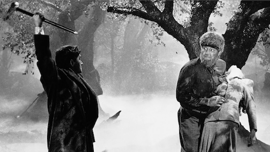 The Wolf Man on Blu-Ray