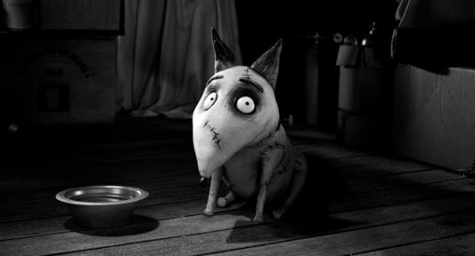 &quot;Frankenweenie&quot; character Sparky 