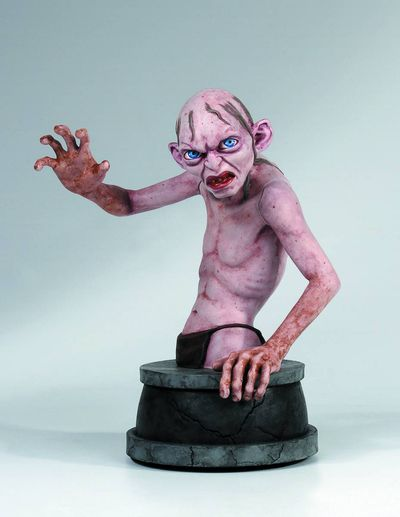 Hobbit Gollum Mini-Bust
