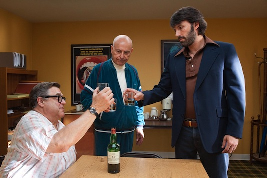 Argo: Goodman, Arkin and Affleck