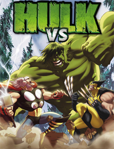 Netflix Review: Hulk Vs.